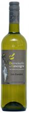 Demoiselle de Gascogne, Les Fossiles