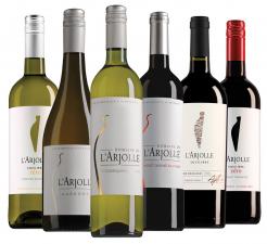 Wijnpakket Arjolle Equilibre
