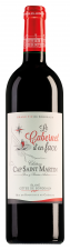 Château Cap Saint-Martin Blaye Côtes de Bordeaux Le Cabernet d'en Face 2018