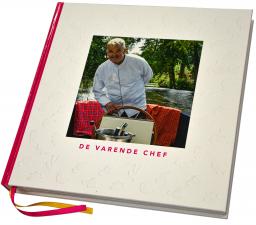 De Varende Chef kookboek van Martin Kruithof