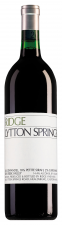 Ridge Dry Creek Valley Lytton Springs Zinfandel