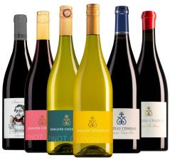 Wijnpakket Camille Ournac (6 flessen)