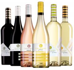 Wijnpakket Collefrisio (6 flessen)