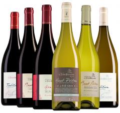 Wijnpakket La Tour Beaumont (6 flessen)