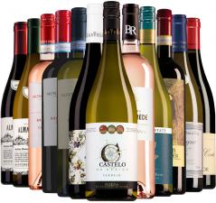 Wijnpakket Wijnbericht juli (12 flessen)