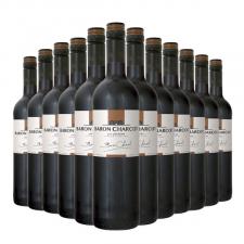 Baron Charcot Rouge 12 flessen