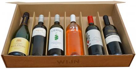 Proefpakket Lekkere Wijnen