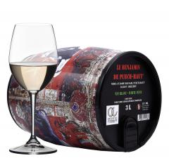 Puech Haut BIB wit 3 liter 2019