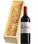 Wijnkist met Château Gaillard Saint-Émilion Grand Cru 2012