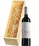 Wijnkist met Domaine de l'Arjolle Cotes de Thongue Equilibre Merlot-Cabernet Sauvignon 2014