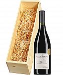 Wijnkist met Domaine du Bon Remède Ventoux La Grange Delay 2014