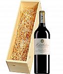 Wijnkist met Révélation Pays d'Oc Cabernet-Merlot 2014