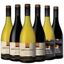 Wijnpakket Baron Charcot