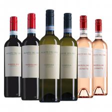 Wijnpakket Monte del Frà