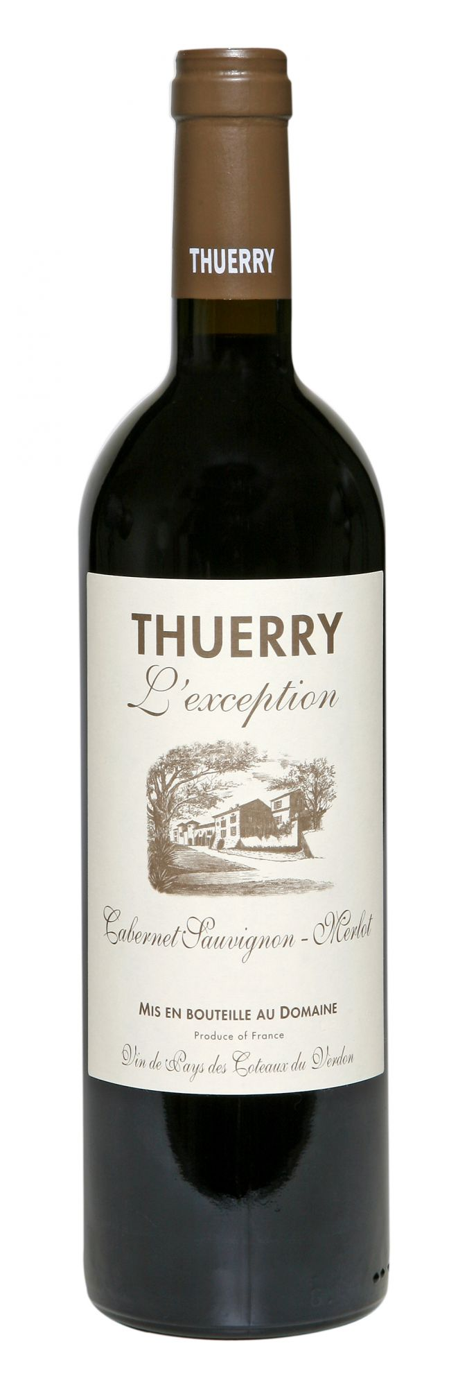 Château Thuerry, l'Exception red