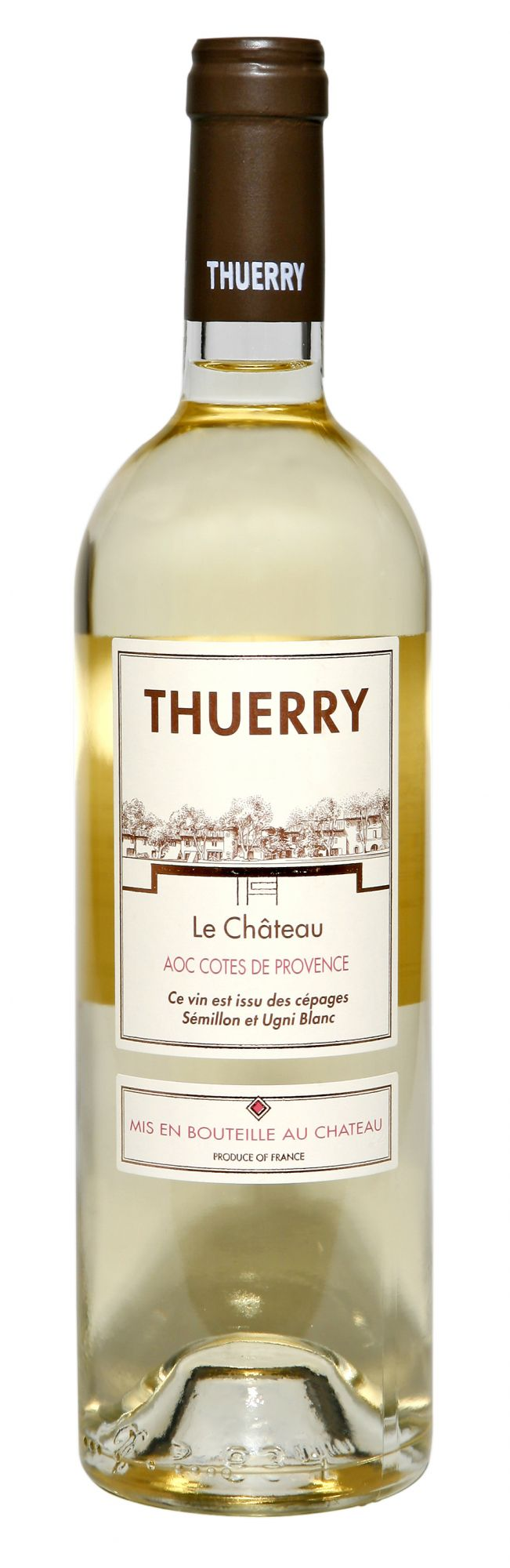 Château Thuerry, le Château blanc