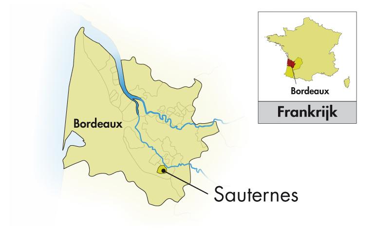 Château d'Yquem, Sauternes