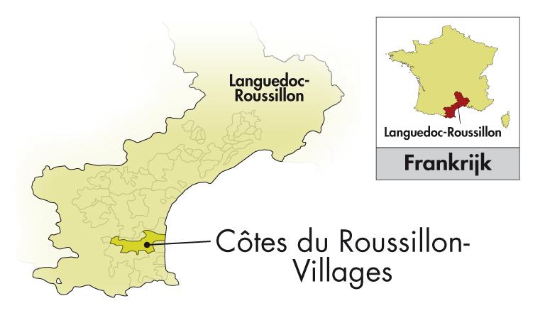 Clos del Rey Côtes du Roussillon Villages