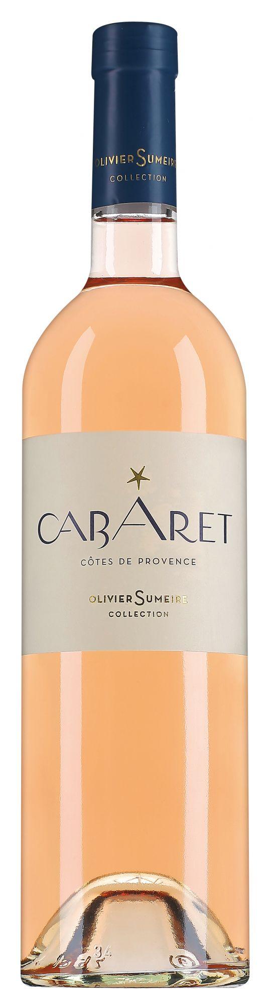 Olivier Sumeire Côtes de Provence Cabaret rosé