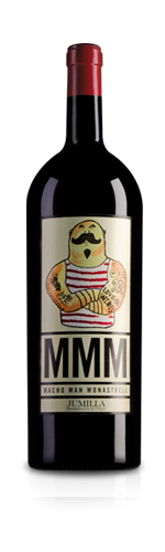 Wine Guru Jumilla Macho Man Monastrell