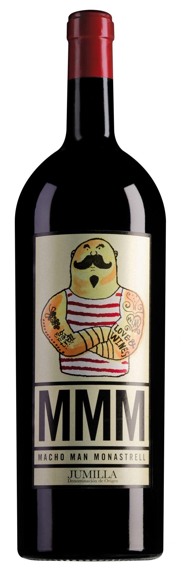 Wine Guru Jumilla Macho Man Monastrell magnum