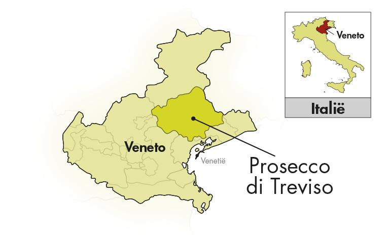 Terre dei Buth Treviso Prosecco Frizzante
