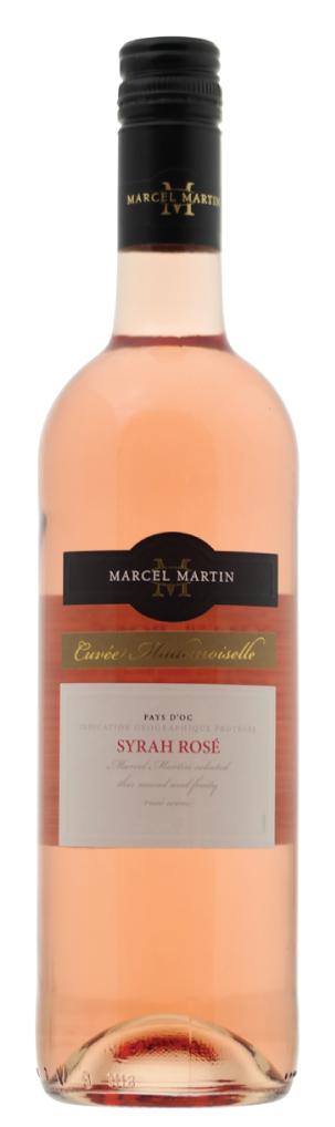 Marcel Martin Syrah Rosé