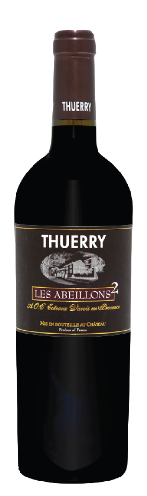 Château Thuerry, Les Abeillons 2 red
