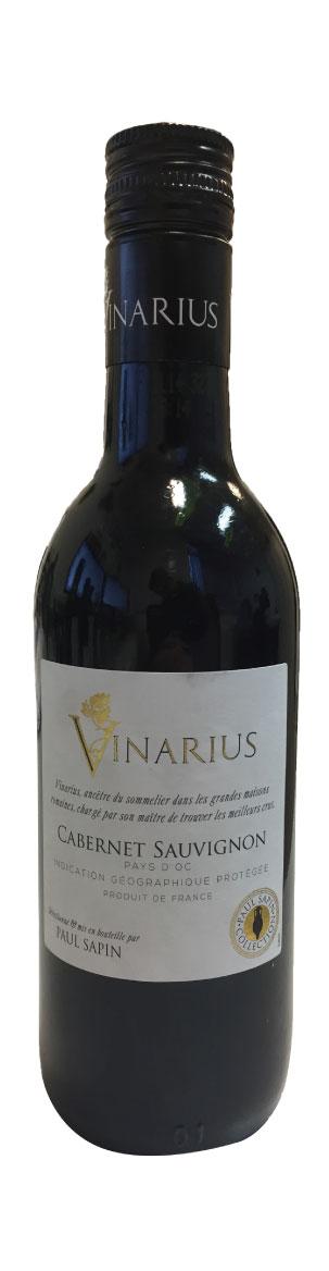 Vinarius Paul Sapin Cabernet Sauvignon (12x25cl)