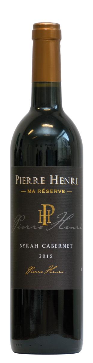 Pierre Henri Syrah-Cabernet Reserve