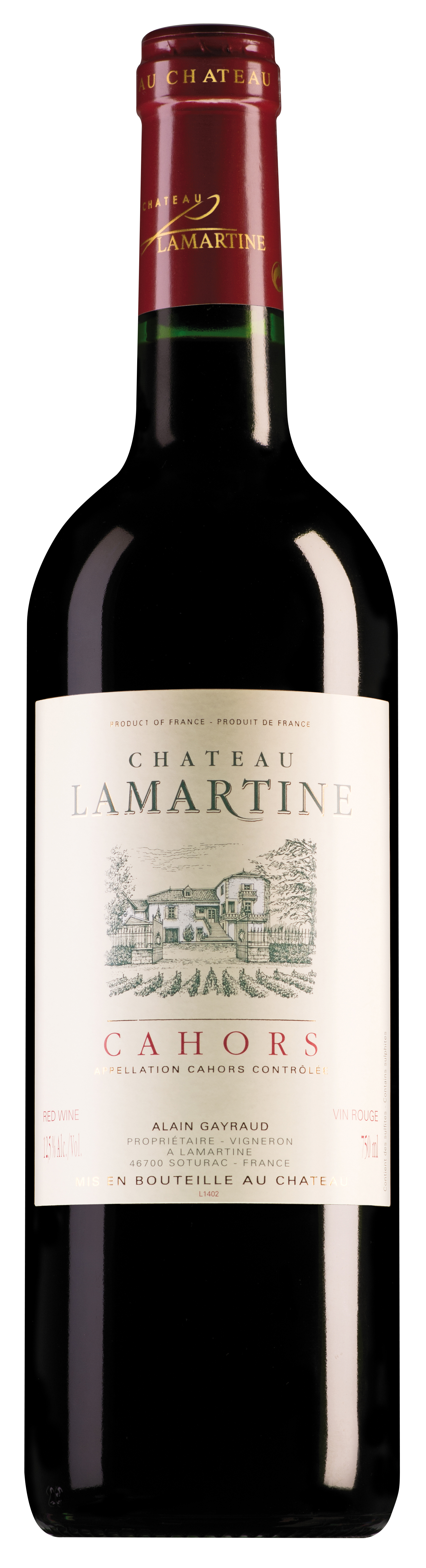 Château Lamartine Cahors Tradition