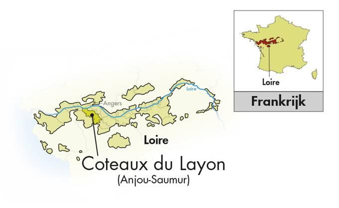 Moulin de Chauvigné Coteaux du Layon La Croix Blanche