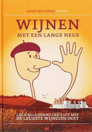 Boek: Wijnen met een lange neus
