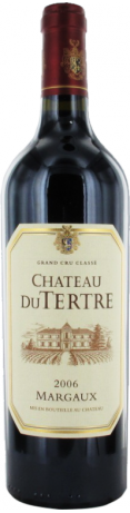 Château du Tertre Margaux 2013