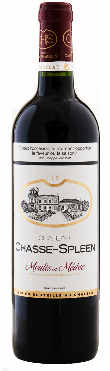 Château Chasse Spleen Moulis