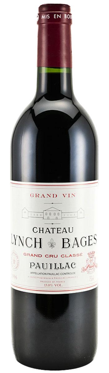 Château Lynch Bages Grand Cru Classe Pauillac 2004