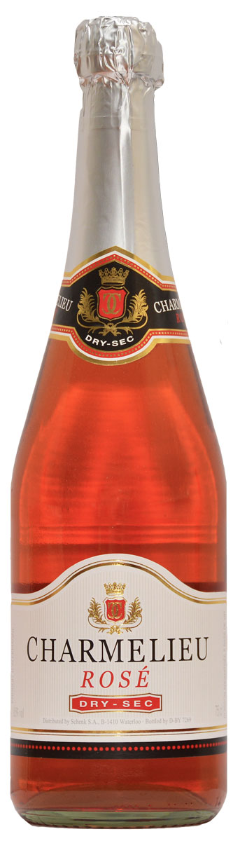 Charmelieu Dry- Sec sparkling rosé (Mega Sale)