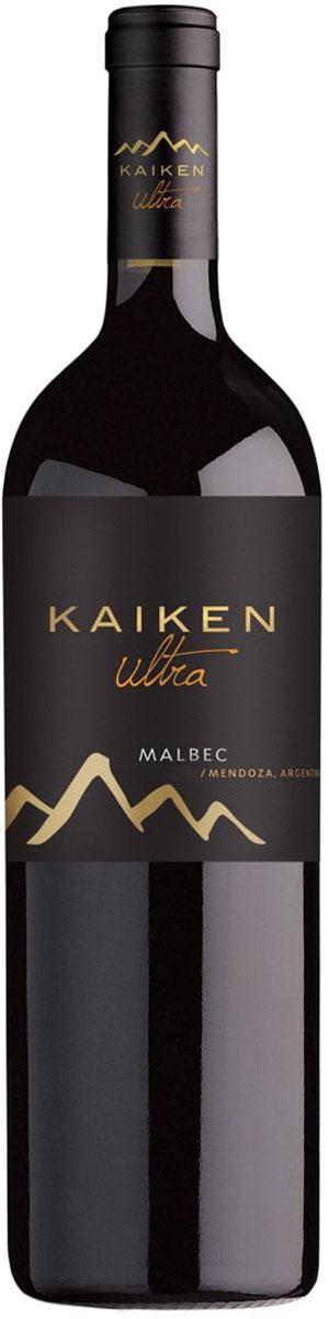Kaiken Malbec Ultra