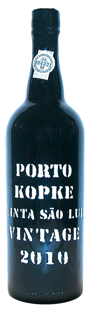 Magnum Kopke Vintage Port Quinta São Luiz 2010