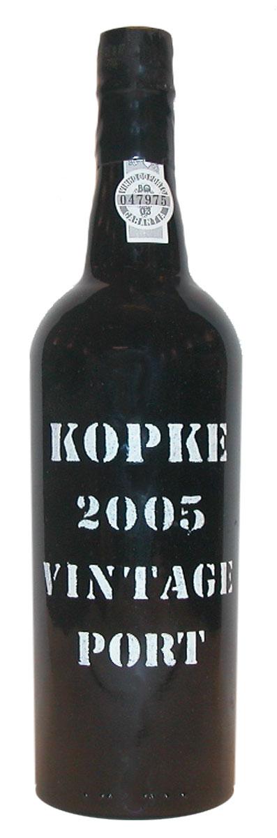 Kopke Vintage Port 2005