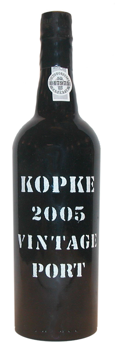 Kopke Vintage Port halve fles 2005