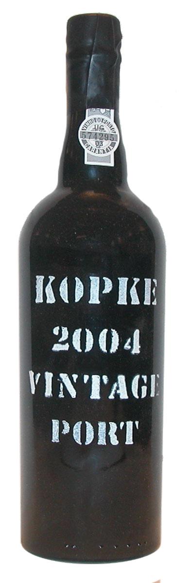 Kopke Vintage Port 2004