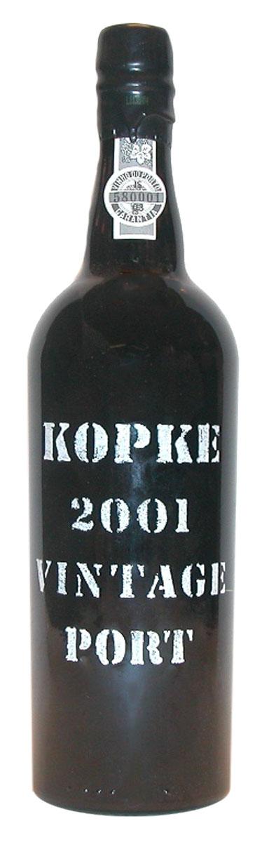 Kopke Vintage Port 2001