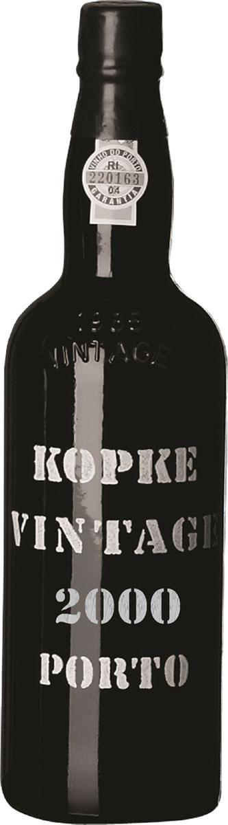 Kopke Vintage Port 2000