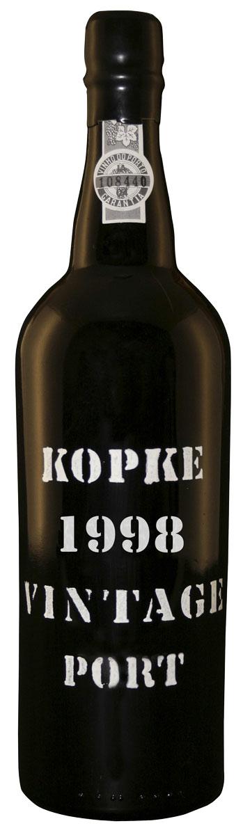 Kopke Vintage Port 1998