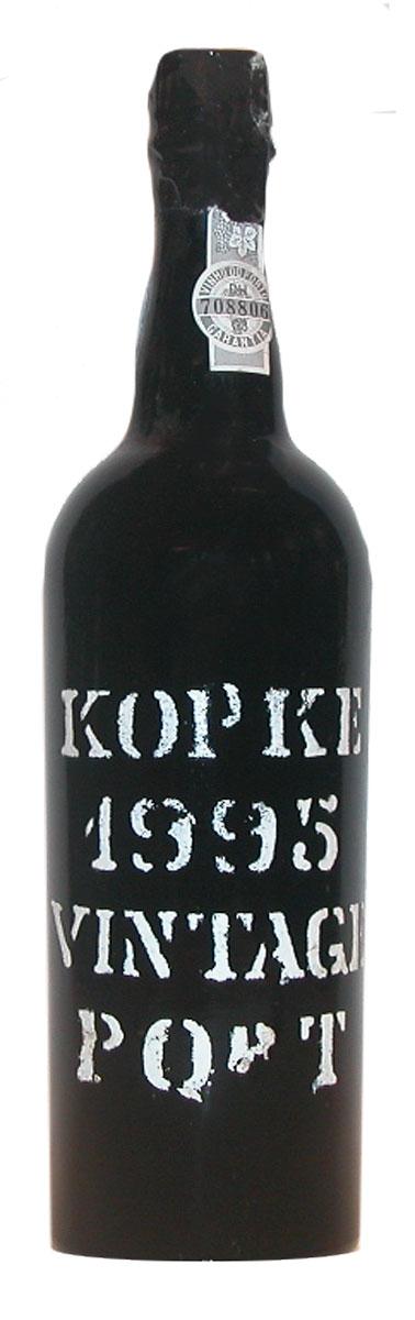 Kopke Vintage Port 1995