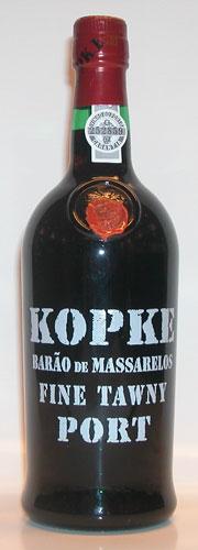 Kopke Barão de Massarelos Fine Tawny Port