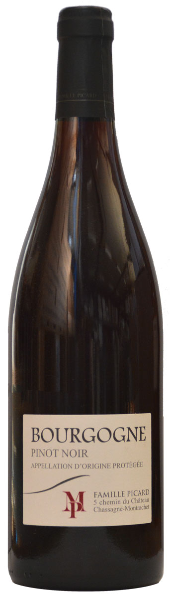 Michel Picard Pinot Noir HALVE FLES