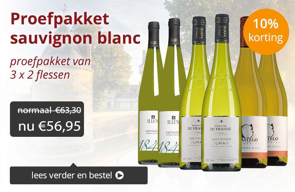w33 proefpakket sauvignon blanc