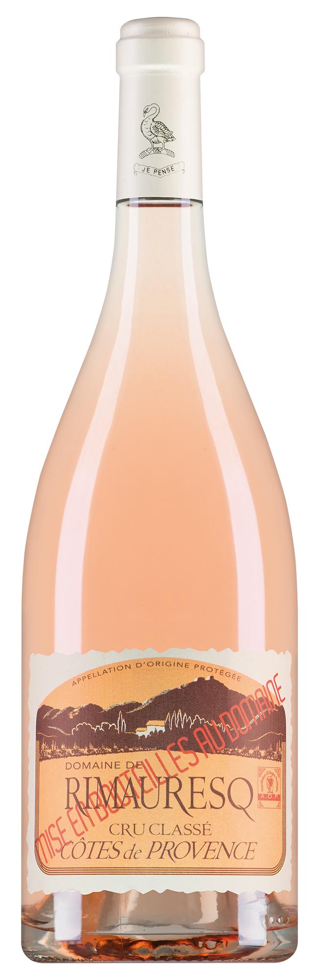 Domaine de Rimauresq Côtes de Provence Cru Classé Rebelle rosé (op=op)